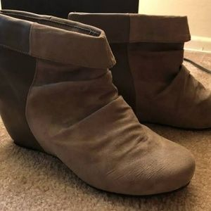 Cropped Ankle Boots